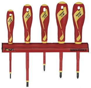 Teng WRMDV05N 5 Piece - Insulated Screwdriver Rack